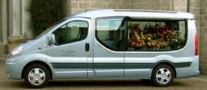 véhicule funéraire